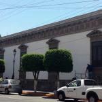Rehabilitación de Presidencia Municipal concluye este mes