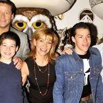 Familia de Alfredo Adame sufre accidente automovilístico