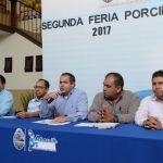 Presenta Samuel Amezola 2ª Expo Porcina