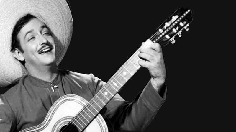 """Photo of """"El charro cantor"""" de Guanajuato: Jorge Negrete"""