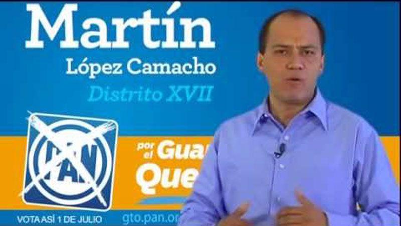Photo of Martín López Camacho como el nuevo subsecretario de SDAyR de Celaya