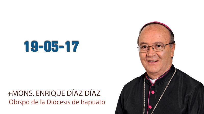 Photo of Llega nuevo Obispo, Enrique Díaz el 19 de mayo; misa masiva en estadio (video)