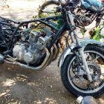 Desmantelan vivienda donde alteraban motocicletas en Irapuato