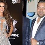Ninel Conde y el vocalista de la Banda MS reaccionan a rumores de romance