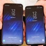 Nuevo Samsung Galaxy S8 también presenta falla