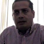 """""""No es momento para grillas"""": Javier Contreras secretario a cargo del despacho del alcalde de Huanímaro"""