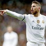 Cumplió Sergio Ramos 100 partidos en Champions