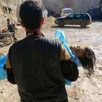 Van 72 muertos por ataque químico en Siria