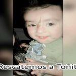 Rescatan a Toñito