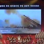 Corea del Norte recrea un ataque nuclear a EEUU