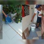Monitorean suministro de agua potable en Cuerámaro