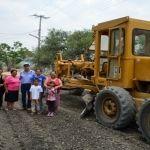 Supervisa alcalde camino Cuerámaro – Ojo de Agua