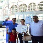Continúa gobierno de Cuerámaro apoyando a mujeres emprendedoras