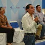 Apoyan a 60 campesinos afectados por lluvias de 2016