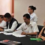 Firma municipio convenio de colaboración a favor de la Protección Ambiental