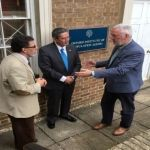 UG construye vínculos con el Instituto de Oxford