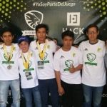 Estudiantes UG obtienen primer lugar en el Hackbajío 2017 #Soccer&Tech en la categoría Búsqueda de Talento