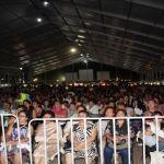 Clausura espectacular en las Fiestas de Mayo 2017