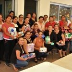 Festejan a las madres de la administración pública