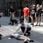 Dan a conocer impactantes videos del atropellamiento en la plaza de Times Square