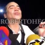 """""""El Potrillo"""" Alejandro Fernández concede entrevista en estado de ebriedad"""