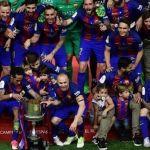Barcelona es campeón de la Copa del Rey; vence 3-1 al Alavés