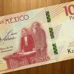 Alertan sobre nuevos billetes de 100 pesos falsos