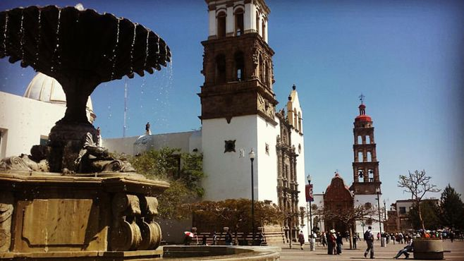 Photo of Irapuato; punto estratégico de México