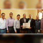 Firman estado y municipio 4 convenio para obras
