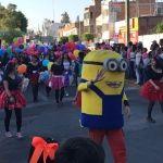 Desfile del Día del Niño dibuja miles de sonrisas