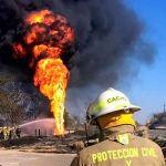 Explota ducto en Veracruz; hay 4 muertos