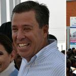 """""""Quiero que sea nuestro próximo presidente de la República"""", dice estudiante a Miguel Márquez"""