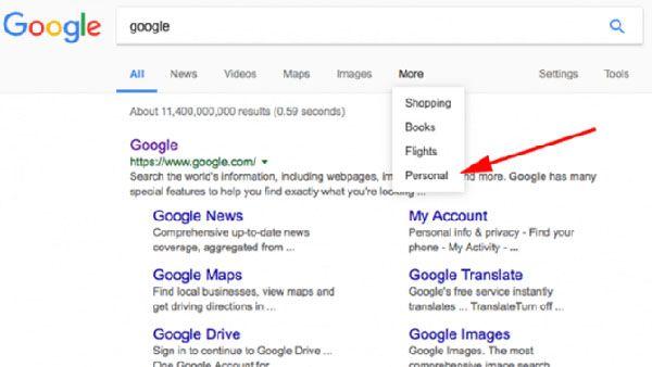 Photo of Ya puedes buscar todos tus e-mails y fotos directamente desde Google