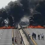 """Enfrentamiento entre """"huachicoleros"""" y militares deja un saldo de 10 personas muertas"""