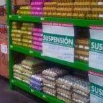 Por venta de huevos clonados cierran Bodega Aurrera