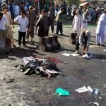 Ataque terrorista en Kabul deja 80 muertos