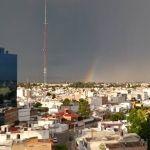 """""""Adiós al sol, llegan las nubes y lluvia"""" a Irapuato"""