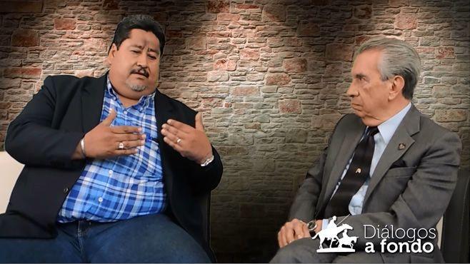Photo of Director de movilidad y transporte, Pascual Cruz Palomino (Diálogos a Fondo)