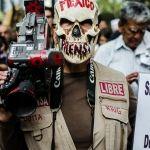Corresponsales extranjeros se solidarizan con periodistas mexicanos