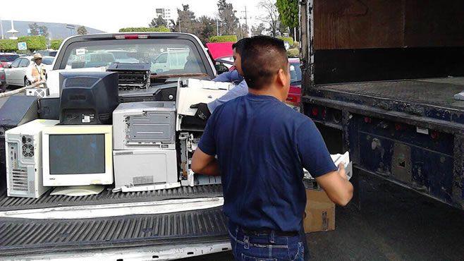 Photo of Superan meta de recolección de residuos electrónicos
