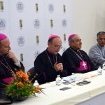 Se presenta Obispo ante los medios de comunicación