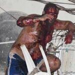 Mexicanos golpean a ruso en Cancún