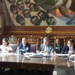 Ricardo Ortiz se compromete a la trasparencia en índices delictivos