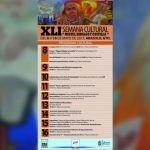 """Presentan XLI semana cultural """"Miguel Hidalgo y Costilla"""""""