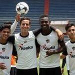 """""""Trinca"""" abre Apertura 2017 ante Cruz Azul premier"""
