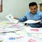 "DIF Estatal Registra 7 Mil 083 Dibujos del 3er. Concurso ""Dibujando Mis Valores"""