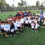 Escuelas del deporte promueven integración familiar