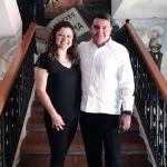 Se reúne alcaldesa con el diputado federal Ricardo Ramírez, en beneficio de Pueblo Nuevo