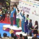 Julio Bautista gana plata para Guanajuato en Olimpiada Nacional