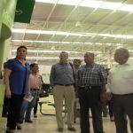 Asociación de Comerciantes Visitan el Mercado de Huanímaro